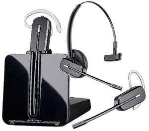 Plantronics-CS540 Wireless and Convertible Headset
